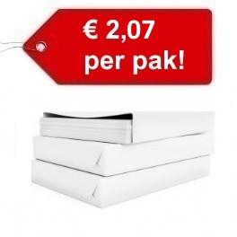 Kopieerpapier EURO 2,07 per pak