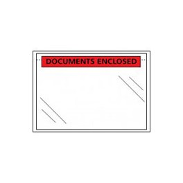 Hildebrand Packing List / Paklijst Envelop 240x162,5mm (C5) -Documents Enclosed- (1000 stuks)