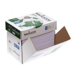 Kopieerpapier A4 80 grams Navigator Fastpack / Doos (2500 vel los in doos)