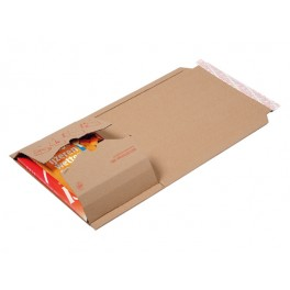 Multistar Boekverpakking / Wikkelverpakking 217x155mm (A5 formaat / Max. 50mm), pak à 25 stuks