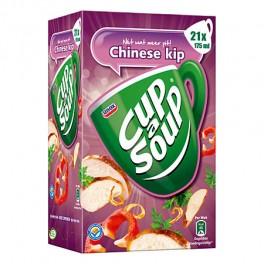 Unox Cup-a-Soup Chinese Kip, doosje à 21 x 175ml