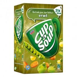 Unox Cup-a-Soup Erwt, doosje à 21 x 175ml