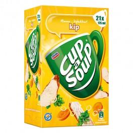 Unox Cup-a-Soup Kip, doosje à 21 x 175ml