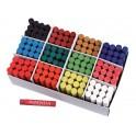 Talens Panda Pastel Set 400c144 Karton, doos à 144 stuks assorti