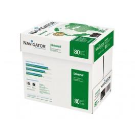 Kopieerpapier A4 80 grams Navigator / Doos (5 pak à 500 vel)