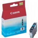 Canon CLI-8 Inktcartridge, Origineel, Cyaan