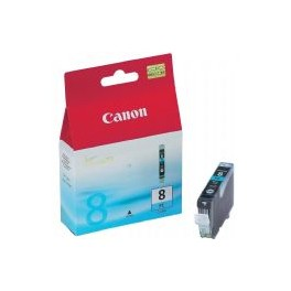 Canon CLI-8 Inktcartridge, Origineel, Photo Cyaan