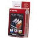 Canon BCI-6 Inktcartridge Multipack, Origineel, Cyaan, Magenta en Geel