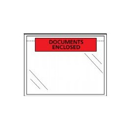 Hildebrand Packing List / Paklijst Envelop 175x117,5mm (C6) -Documents Enclosed- (1000 stuks)