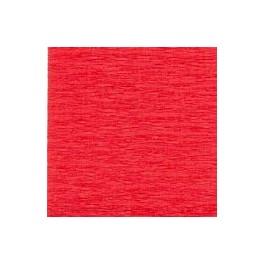 Crepepapier 50cm x 2,5 meter Rood (pak à 10 vouw)