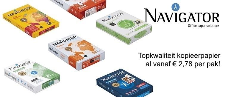 Navigator topkwaliteit kopieerpapier